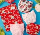 3 Pack of Cloth Diapers
